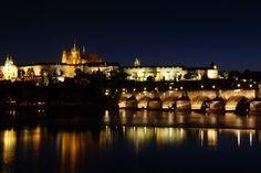 Романтична нощ в Прага, Чехия