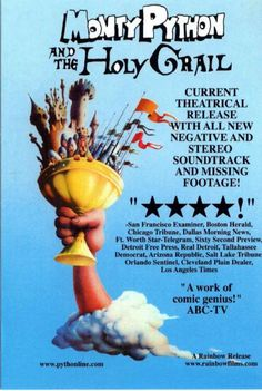 Monty Python and the Holy Grail. Terry Gilliam-Terry Jones