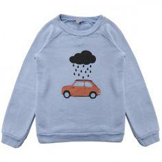 Sweatshirt - Fiat 500