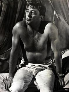 """The only difference between me and my fellow actors is that I've spent more time in jail."" -Robert Mitchum"