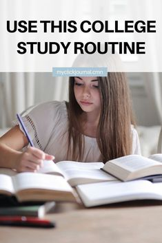 Use this college study routine to get a 4.0 GPA and be a productive online student! Online college routine | online study guide and study routine Ra College, Online College, College Students, High School Diploma Online, Student Online, Good Study Habits, Study Tips, How To Graduate Early, How To Pass Exams