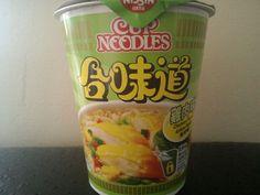 Chicken cup noodle