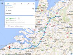 Waar ligt Brugge eigenlijk?