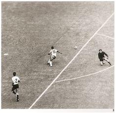 Um dos lances mais geniais da história do futebol