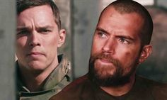 It's war for Nicholas Hoult and Henry Cavill. The British actors play American soldiers in the upcoming Netflix movie, Sand Castle. Set in Iraq in 2003, Nicholas plays Private Matt Ocre.