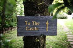 To the castle! Augill Castle in The Eden Valley, Cumbria