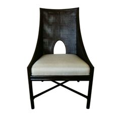 McGuire By Barbara Barry Chairs -Pair! - $3,200 Est. Retail - $1,850 on Chairish.com