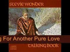 Stevie Wonder  Lookin (or Looking ) for another pure love by stevie wonder off of talking book....an incredible album (buy it, you@$$#oles!) featuring Jeff Beck on guitar.