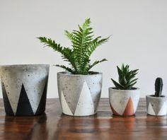 Concrete Planter - Large