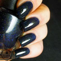 Arcane  Absent Are the Saints   Nail Gun XS: Arcane Lacquer - Soft Pulses Collection