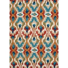 modern rust and white area rug - Google Search