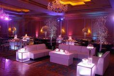 Love the wedding lounge