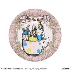 Mad Hatter Tea Party Alice in Wonderland