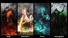 four horsemen - Google Search