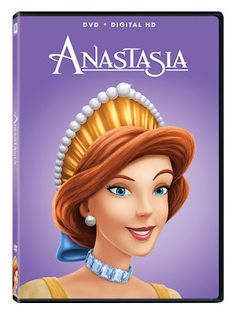 Confessions of a Frugal Mind: Anastasia on DVD $2.99 Anastasia Film, Sailor Moon, Princesa Anastasia, Die Revolution, Real Life Fairies, Dvd Film, Scary Stories To Tell, Disney Crossovers, Best Disney Movies