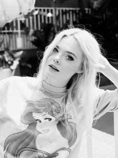 Elle Fanning for ASOS Magazine