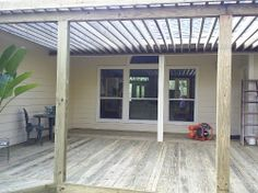 DECK, ARBOR FLAGSTONE | Cornerstone Carpenter