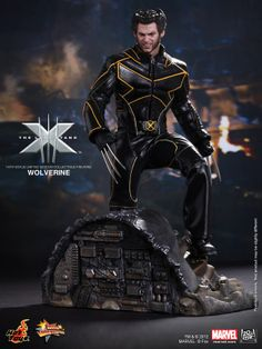 Hot Toys Reveals 1/6 Scale X-Men The Last Stand Wolverine