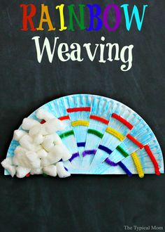 Rainbow Weaving Art