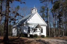 old country churches | The Old Country Church - 1905 | Flickr - Photo Sharing!