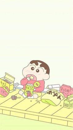 [짱구 배경화면] 아이폰 배경화면 꾸미기 : 네이버 블로그 Sinchan Wallpaper, Cartoon Wallpaper Iphone, Kawaii Wallpaper, Cute Cartoon Wallpapers, Galaxy Wallpaper, Sinchan Cartoon, Cute Bunny Cartoon, Doraemon Cartoon, Crayon Shin Chan