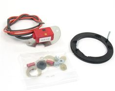 Ignitor Electronic Ignition Module /& Coil for Chevy Delco 6 Cyl Distributor