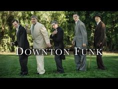 Downton Funk (Uptown Funk / Downton Abbey Mash-Up) this is HYSTERICAL!!