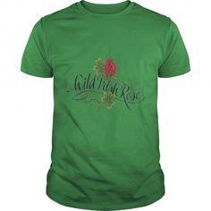 Awesome Tee  Wild Irish Rose T-Shirt - Women's T-Shirt----JSOGPZO Shirts & Tees