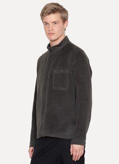 Raven Wool Cashmere Jacket Canvas - Stephan Schneider