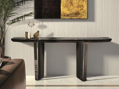 Console table KEOPE | Console table by Longhi