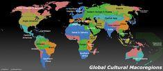 Macroregiones culturales