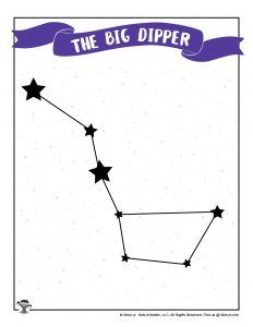 Constellation Worksheets & Lesson for Kids   Woo! Jr. Kids Activities Classroom Activities, Activities For Kids, Big Dipper, Star Chart, Teacher Worksheets, Lessons For Kids, Constellations, Lesson Plans, Jr