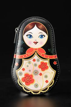 Babushka Manicure Set