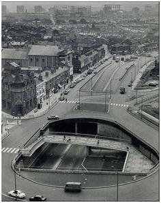 Six Ways Aston - 1966. Birmingham Shopping, Birmingham City Centre, Aston Birmingham, Birmingham England, Aston Hall, Sutton Coldfield, Walsall, British Things, 2nd City