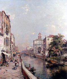 Franz Richard Unterberger 1853   Beauty in Art