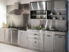 Kitchen Cabinet Makers, Kitchen Cabinet Design, Modern Kitchen Design, Kitchen Contemporary, Contemporary Cabinets, Modern Kitchens, Kitchen Designs, Cozy Kitchen, Kitchen Decor