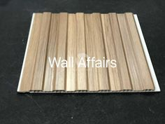 6 Groove Series, PVC Wall Panels are often best utilized to enhance damp walls as this is the only answer to the problem of moist walls. Brought to you by Wall Affairs. Butcher Block Cutting Board, Bamboo Cutting Board, Pvc Wall Panels, Bedroom Ideas, Wall Decor, Wood, House Decorations, Home Decor Wall Art, Madeira