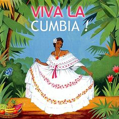 Colombia is known for Cumbia, which started as an African slave dance.First just with drums, but Spanish-influenced guitars were soon added.