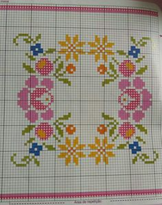 Cross Stitch Embroidery, Hand Embroidery, Embroidery Designs, Cushion Cover Designs, Cushion Covers, Cross Stitch Designs, Cross Stitch Patterns, Cross Stitch Cushion, Diy And Crafts