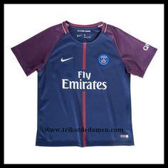 Billiger Fußballtrikots Paris Saint Germain Kinder Heim Trikotsatz 2017-2018 online shop