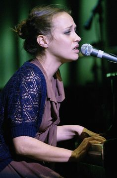 4 concerts so far and she is always just wonderful. I love me some Fiona Apple!