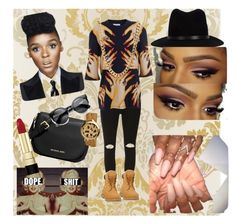 """Dopeness"" by almondeyedangel on Polyvore"