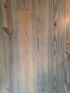 Unique Gray Stain On Pine