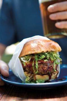 Recipe Roundup: No-Beef Burgers | Williams-Sonoma Taste