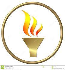"""Résultat de recherche d'images pour """"images flamme olympique"""""""