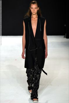 Rag & Bone (Spring-Summer 2015) R-T-W collection at New York Fashion Week  #AdriannaZajdler #AmandaMurphy #AnnaEwers #BarWilhiem #CordeliaKuznetsova #EmelyMontero #EmmyRappe #FeiFeiSun #ImaanHammam #IneNeefs #IrinaLiss #JingWen #JolineBraun #JuliaBergshoeff #JuliaHafstrom #KadriVahersalu #KateGrigorieva #KirstinKraghLiljegren #LauraJulie #LexiBoling #LinaSpangenberg #MaartjeVerhoef #NewYork #Rag&Bone #RonjaFurrer #SannaBackstrom #VanessaMoody #WaleskaGorczevski