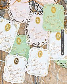 Cool! - Escort cards | CHECK OUT MORE GREAT VINTAGE WEDDING IDEAS AT WEDDINGPINS.NET | #weddings #vintagewedding #weddingvintage #oldweddingphotos #events #forweddings #iloveweddings #romance #vintage #planners #old #ceremonyphotos #weddingphotos #weddingpictures