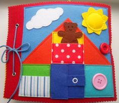 Educational toys (how we do) - Community 'Needlework' / Needlework