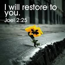Restore in me a pure heart, oh God, and renew a right spirit within me..without You, I can do nothing..
