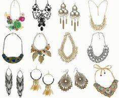 Bijuterias passo a passo: brincos, pulseiras, colar, miçangas – Uma boa opção de trabalho para aquel
